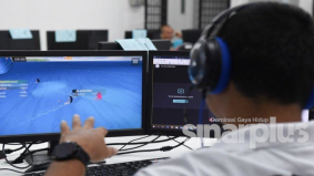 Virtual Regatta pertama di Malaysia
