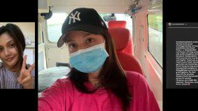 Puteri still OK, cuma ada sedikit jangkitan virus kat paru-paru - Puteri Aishah