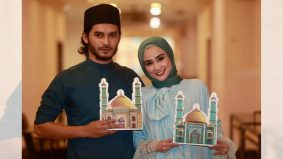 Bina masjid: Aeril, Wawa pilih saham akhirat, tangguh bina banglo