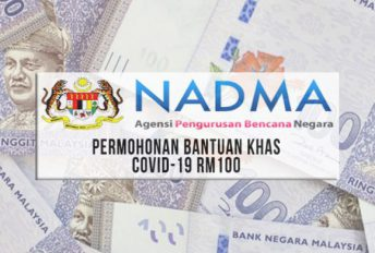 Bantuan Khas Kuarantin Nadma sehingga RM1,400 seorang, ini syarat dan cara mohon