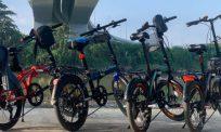 Banyaknya kelebihan basikal lipat, patutlah jadi trend pilihan ramai