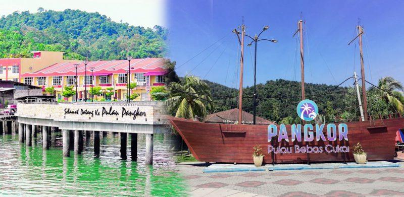 Ini 15 tempat menarik di Pulau Pangkor, dijangka dibuka mulai 1 November