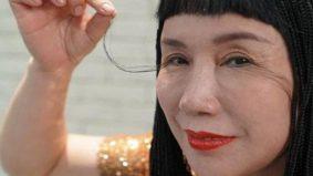 Bulu mata sepanjang 8 inci, wanita China pecah rekod dunia