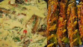 Ikan keli masak lemak kencur mudah, mengiurkan