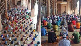 Isu Solat Jumaat: Memang ada kuota 10 peratus jemaah VIP, ini penjelasan Imam Masjid Putra