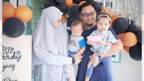 Ainul Mardhiah genap 3 tahun, makin bijak, sudah pandai hafal rutin harian