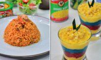 Menu Malaysia cita rasa Ayam Brand