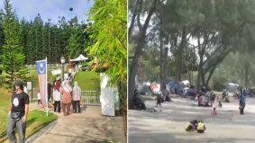 Berpusu keluar setelah lama berkurung, warga Lembah Klang serbu kawasan peranginan, rekreasi