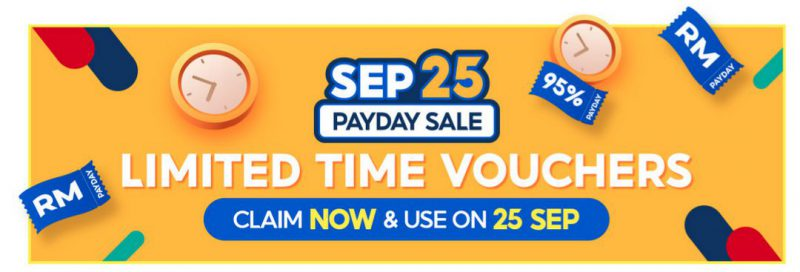 Sep25 PayDay Sale