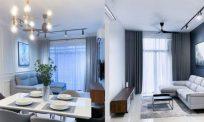 Rona warna, perabot, pencahayaan. 3 elemen buatkan kediaman menawan walau ruang terhad