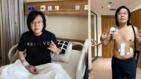 Di sangka angin dalam badan, Ari Lasso dedah hadapi masalah ketumbuhan di…