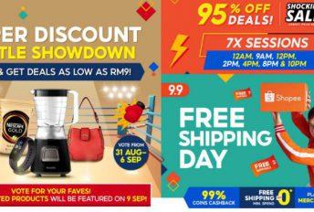 9.9 Super Discount Battle Showdown