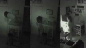Misteri hilang makanan, wanita disangka hantu rupa-rupanya tinggal di kabinet dapur lebih dua minggu