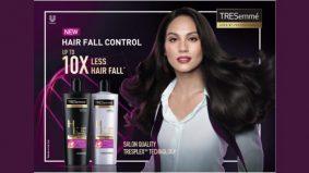 Buntu nak selesaikan masalah keguguran rambut, jenama TRESemme antara yang dipercayai