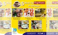 Sudah lengkap dua dos? Jom singgah 5 kopitiam terbaik di Selangor, ada menu asli lebih 100 tahun!