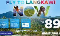 Sudah bersedia untuk bercuti ke Langkawi? Malaysia Airlines dan Lazada ada tawaran menarik