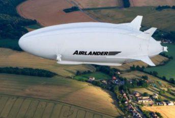 zeppelin airlander