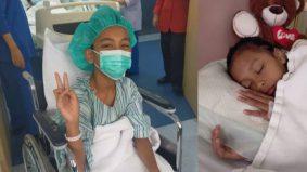 Sudah kering air mata, Siti Suhana mohon bantuan rawat dua anak derita kanser limfoma
