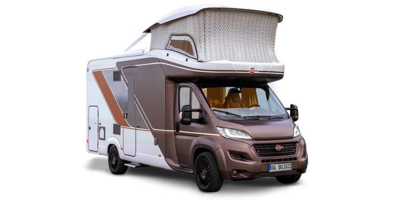 karavan, motorhome atau van perkhemahan (camper van)