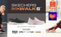 Skechers lancar GOwalk 6, satu lagi keluaran kasut yang super selesa. Memang tak kalau beli