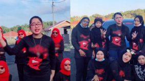 [VIDEO]Semangat! Meskipun teruk dikecam, Skuad Jerung Merah tak hirau kata orang