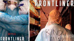 Ditolak stesen TV berbayar, akhirnya filem Frontliner bakal ditayang di Netflix 30 September ini