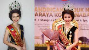 Ratu Unduk Ngadau 2021 mahu semua penduduk hidup sebagai Keluarga Malaysia. Kikis sikap kenegerian