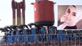 Nak seronok rupanya perangkap maut, gadis tercekik muntah sendiri ketika bermain di fun fair