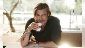 Nikmati rasa kopi sebenar dengan pilihan Brad Pitt dari De'Longhi