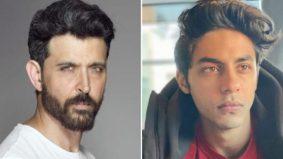 """""""Saya tahu kamu marah, keliru…"""" Hrithik Roshan titip pesanan buat anak Shah Rukh Khan"""