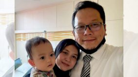 Anak kedua jalani pembedahan buah pinggang, Shahrol Shiro mohon doa