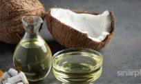 Guna minyak kelapa dara atasi sembelit, ruam pada bayi. Ini 4 lagi manfaat lain yang sangat berguna