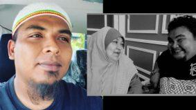 """Mak jumpa abang di sana,"" - Ibu Ali Puteh, Allahyarham Abam meninggal dunia"