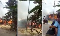 [VIDEO] Tergamaknya wahai anak, ibu tak beri wang, bekas banduan sanggup bakar rumah, berikut 6 fakta kejadian