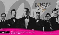 Istimewa buat peminat James Bond, Astro bawakan 25 siri filem