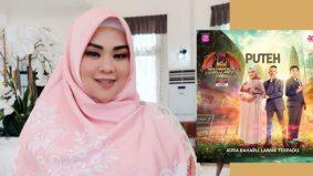 Hijab tidak halang Vicha berlawak