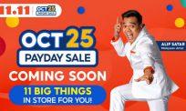 Samsung Galaxy A12 hanya RM25 saja, banyak lagi promosi gila-gila sempena OCT25 Payday Sale 11.11 Big Sale