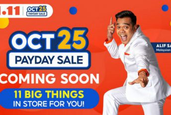 OCT25 Payday Sale 11.11 Big Sale