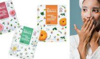 Guna bahan semula jadi 100 peratus, masker Botanics Floral Sheet Mask sesuai untuk jenis kulit