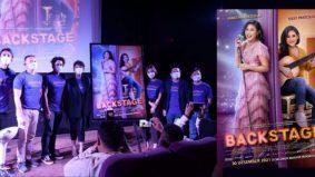 Selepas setahun tertangguh, akhirnya filem Backstage ditayang 30 Disember depan